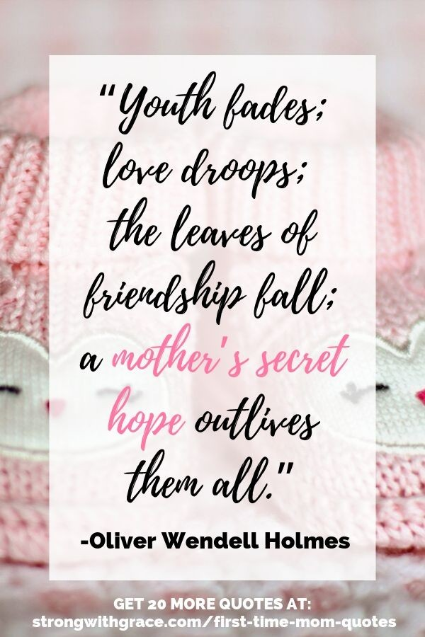 First-Time-Mom-Quotes-Holmes