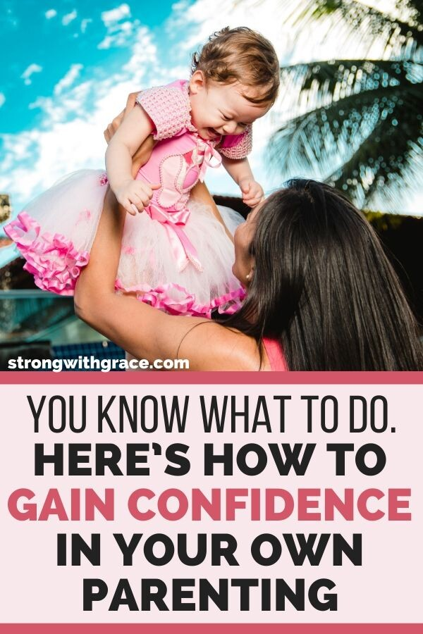 How To Gain Confidence As A New Mom