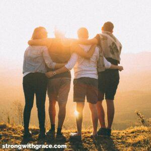 The Story of My God Hug