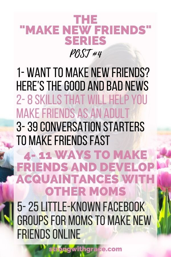 11 Ways To Make Friends Online