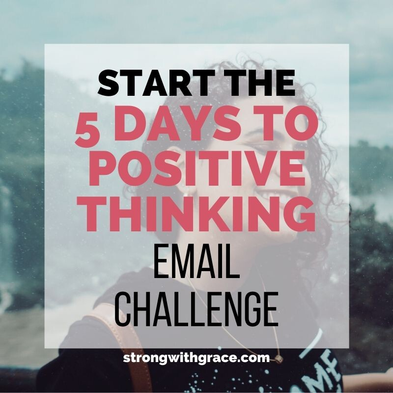 Positive Thinking Challenge