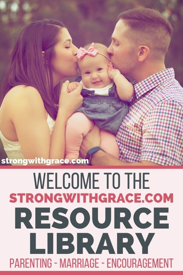 Resource Library for moms | parenting, marriage and encouragement resources