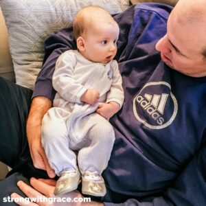 baby care ideas for dads