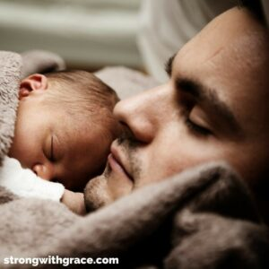 7 Baby Care Ideas For Dads In The First 8 Weeks