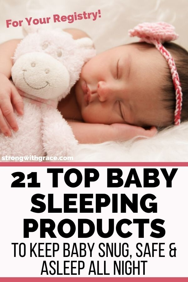 21 Baby Sleeping Products