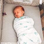 Infant fighting sleep