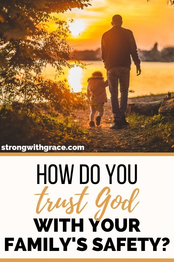 How Do I Trust God? | Mom fears