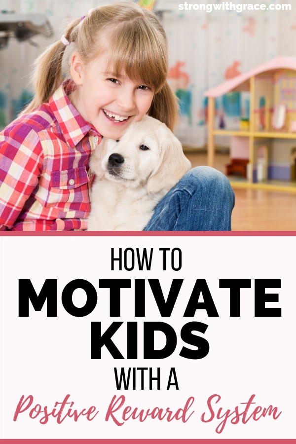 how to motivate kids