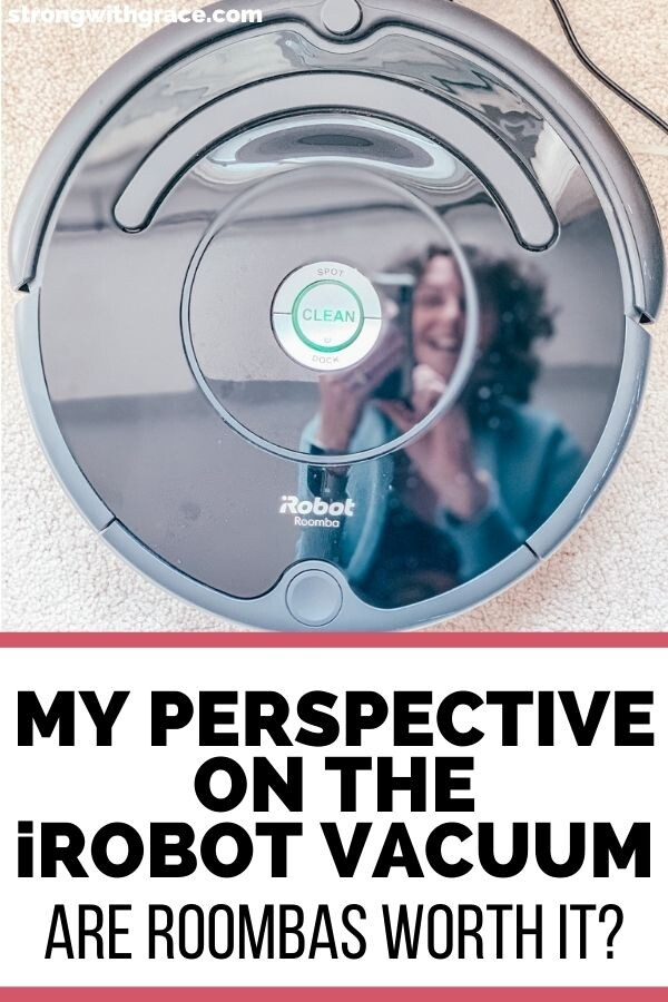 My Perspective On The iRobot Vacuum | Are Roombas Worth It?