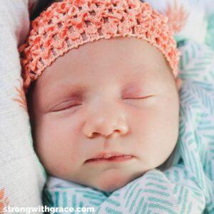newborn sleep schedule tips