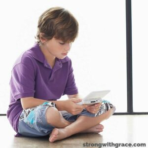 Why Limit Screen Time For Kids