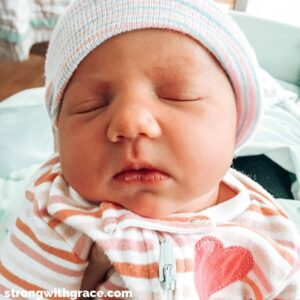 newborn sleep cues and signs
