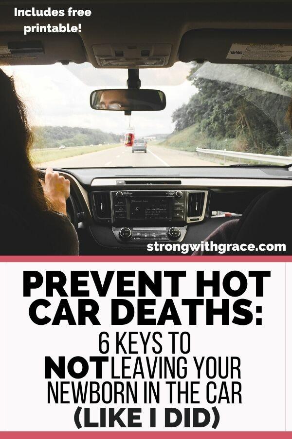 Prevent Hot Car Deaths